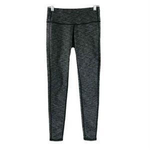 Athleta XS Chaturanga Tight Pants Gray Mix